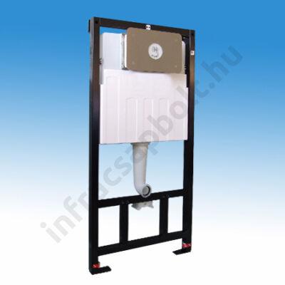 Falba építhető keretes WC tartály, kapacitív érzékelős működtetéssel